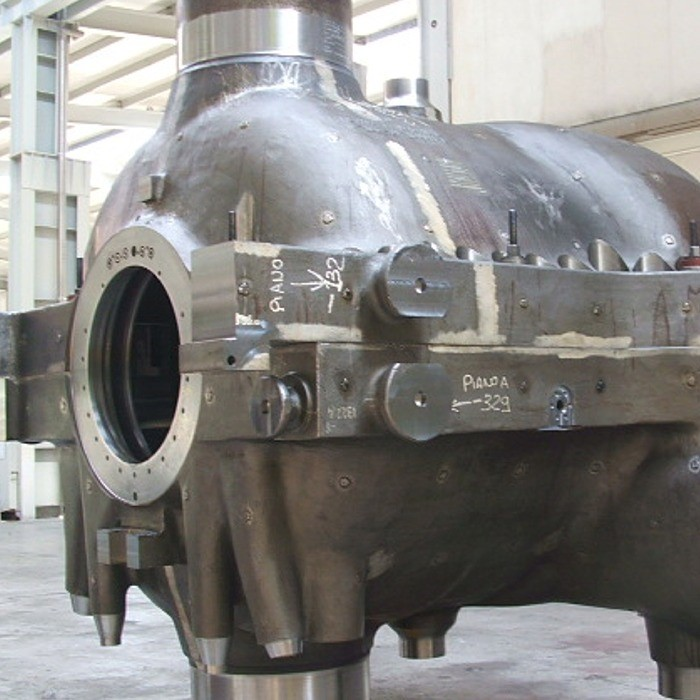 Low pressure outer casing