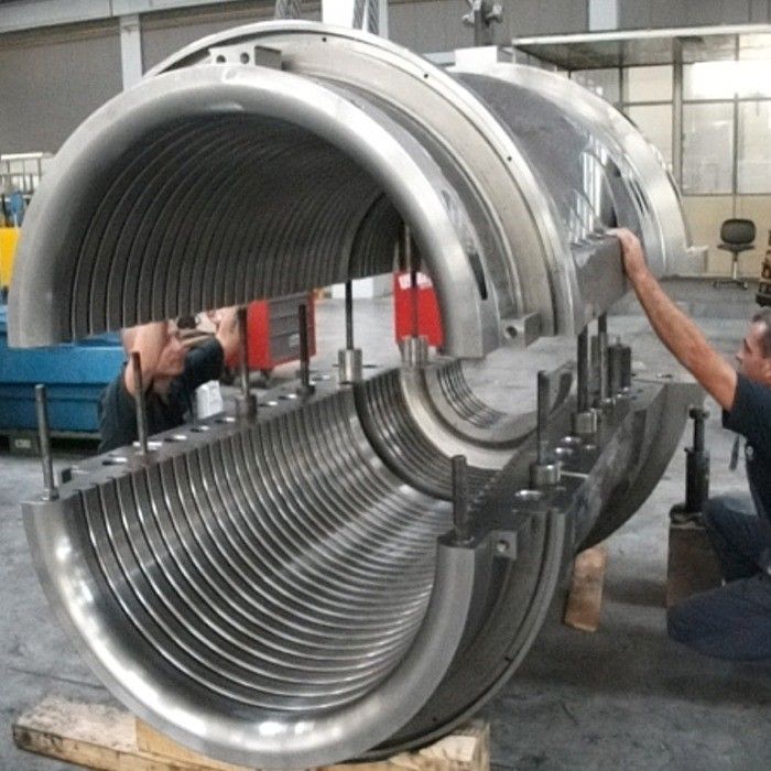 High pressure inner casing for steam turbine